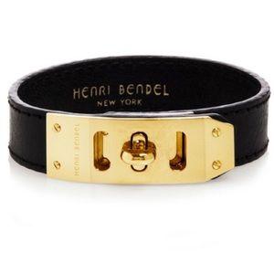 HENRI BENDEL Turn Lock Bracelet